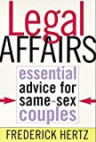 Hertz, Frederick: Legal Affairs : Essential Advice
