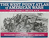 Esposito, Vincent J.: The West Point Atlas of American Wars: 1900-1918