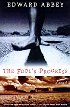The Fool's Progress: An Honest Novel by…