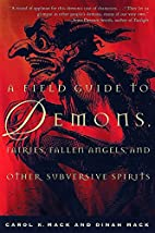A Field Guide to Demons, Fairies, Fallen…