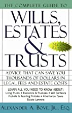 The Complete Book of Wills, Estates, and…