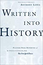Written into History: Pulitzer Prize…