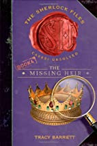 The Missing Heir by Tracy Barrett