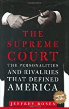 The Supreme Court: The Personalities and…