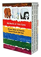 Brown Bear & Friends Board Book Gift Set by…