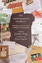 The Autobiographer's Handbook: The 826…