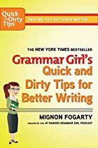 Grammar Girl's Quick and Dirty Tips for…
