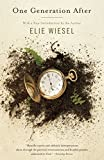Wiesel, Elie: One Generation After