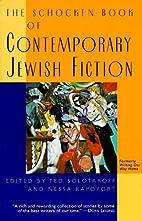 The Schocken Book of Contemporary Jewish…