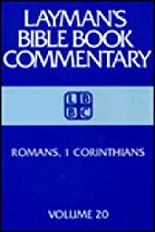 The Layman's Bible Commentary, Romans,…