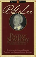 Payday Someday and Other Sermons (The…