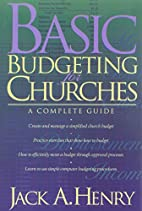 Basic Budgeting for Churches: A Complete…