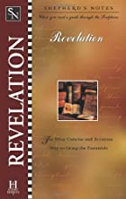 Revelation (Shepherd's Notes) by Edwin Blum