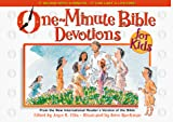Bjorkman, Steve: One-Minute Bible Devotions for Kids: New International Readers Version