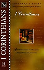 I Corinthians by Dana Gould