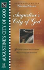 Augustine's City of God by Terry L. Miethe