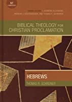 Commentary on Hebrews (Biblical Theology…