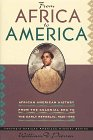 African American History Series: From Africa…