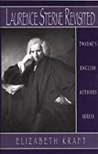 Laurence Sterne Revisited (Twayne's…