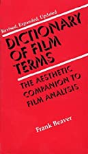 Dictionary of Film Terms: The Aesthetic…