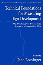 Technical Foundations for Measuring Ego…