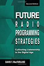 Future radio programming strategies :…