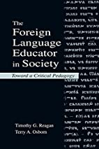 the foreign language educator in society:…