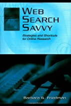 Web Search Savvy: Strategies and Shortcuts…