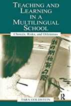 Teaching and Learning in a Multilingual…