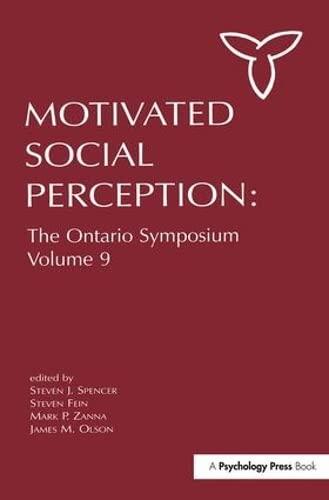 motivated-social-perception-the-ontario-symposium-volume-9-ontario-symposia-on-personality-and-social-psychology-series