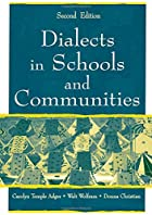 Dialects in Schools and Communities by…