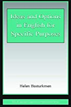Ideas and Options in English for Specific…