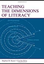 Teaching the Dimensions of Literacy by…