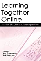 Learning Together Online: Research on…