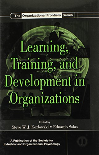 learning-training-and-development-in-organizations-siop-organizational-frontiers-series