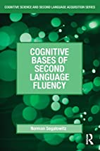 Cognitive Bases of Second Language Fluency…