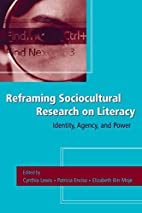 Reframing Sociocultural Research on…