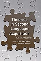 Theories in Second Language Acquisition: An…