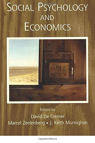 social-psychology-and-economics-the-society-for-judgment-and-decision-making-series