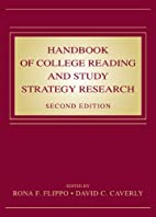 Handbook of College Reading and Study…