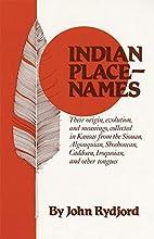 Indian place-names: their origin, evolution,…