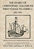 Columbus, Christopher: The Diario of Christopher Columbus's First Voyage to America, 1492-1493 (American Exploration and Travel Series)