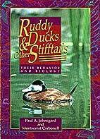 Ruddy Ducks & Other Stifftails: Their…