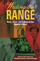 Writing the Range: Race, Class, and Culture…