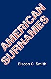 Smith, Eldson C.: American Surnames
