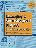 Dollarhide, William: Managing a Genealogical Project