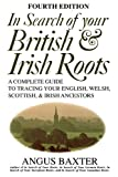 Baxter, Angus: In Search of Your British and Irish Roots