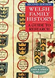 Rowlands, Sheila: Welsh Family History: A Guide to Research