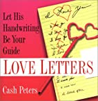 Love Letters: Let His Handwriting Be Your…