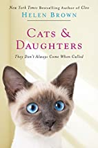 Cats & Daughters:: They Don't Always…